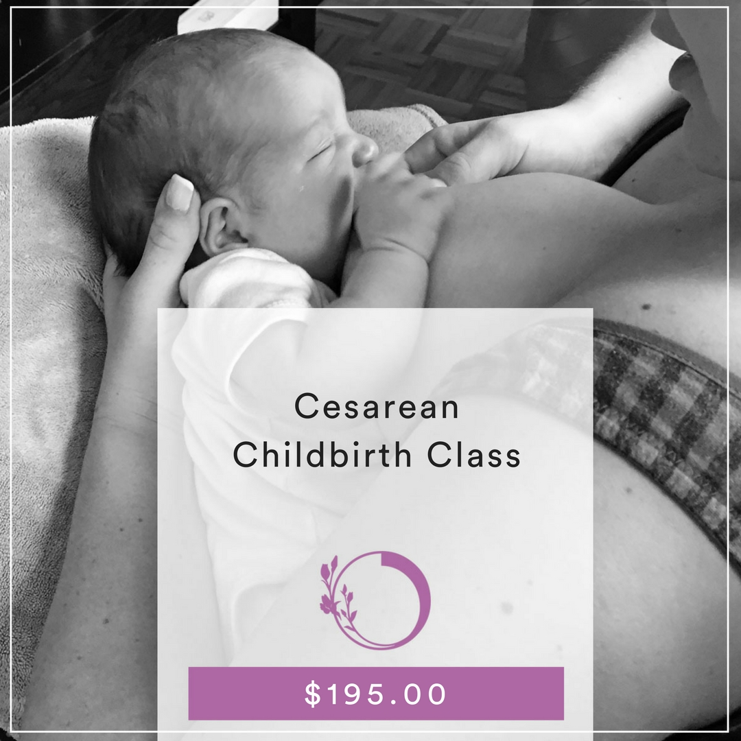 Cesarean Childbirth Class